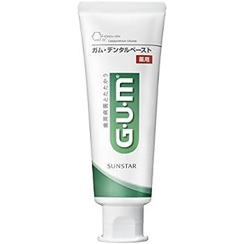 GUM(ガム)・デンタルペースト スタンディング 120g (医薬部外品)