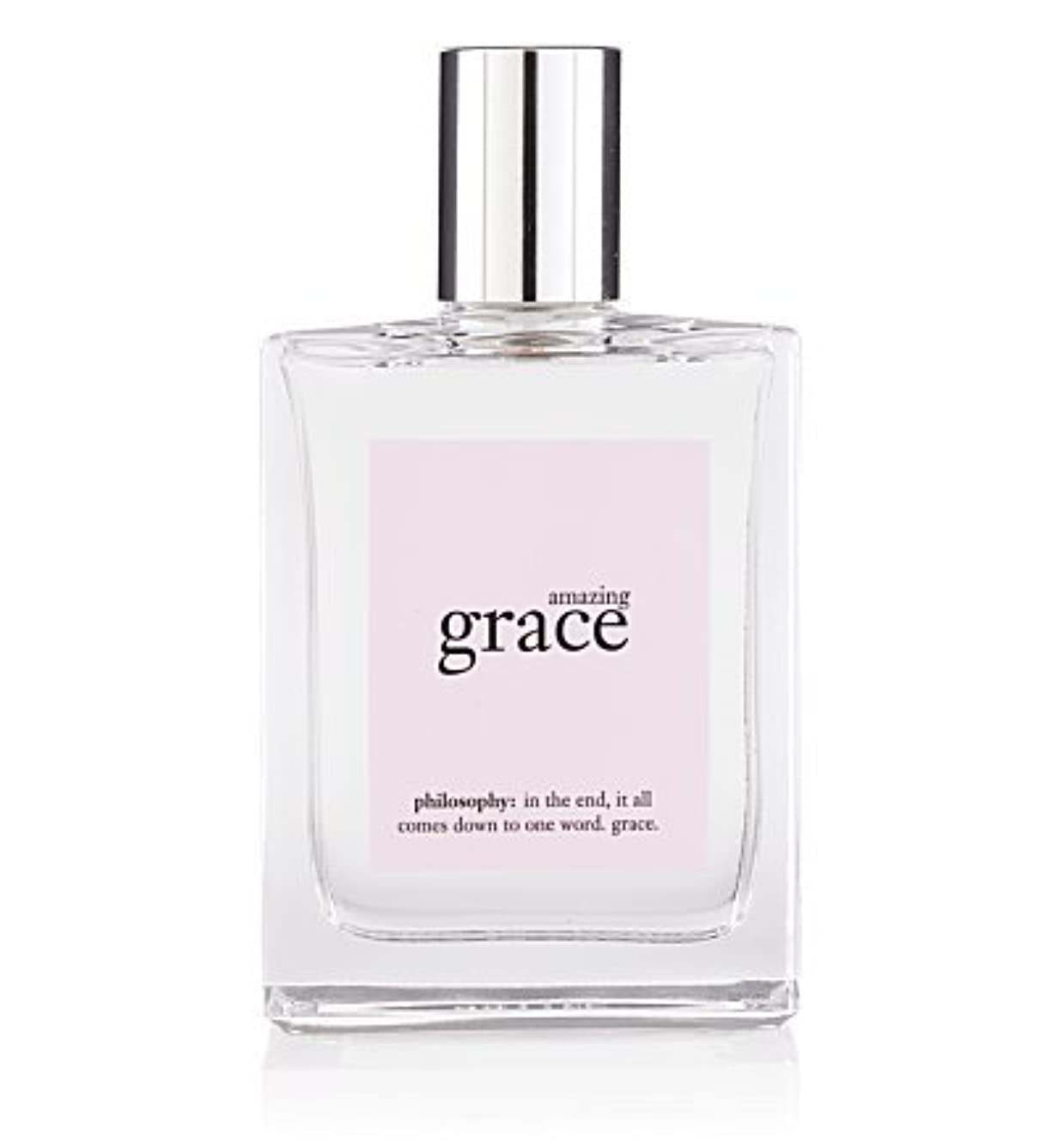 乱気流火山学者結婚amazing grace fragrance (アメイジング グレイス フレグランス) 4.0 oz (120ml) Spray for Women