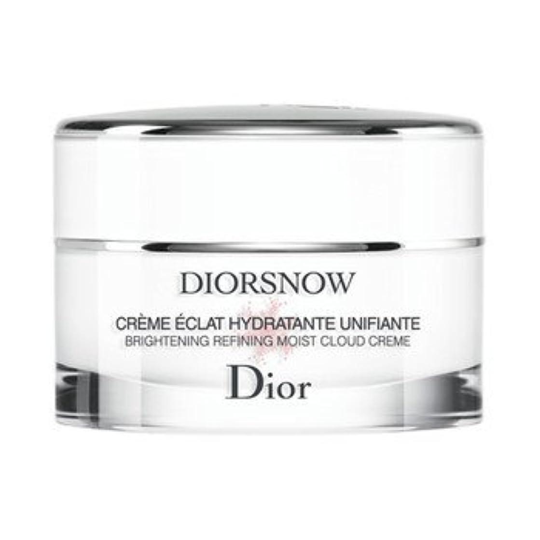 感心する千フラグラントChiristian Dior クリスチャン ディオール DIOR SNOW ディオール スノー ブライトニング モイスト クリーム 50ml (医薬部外品)【国内正規品】