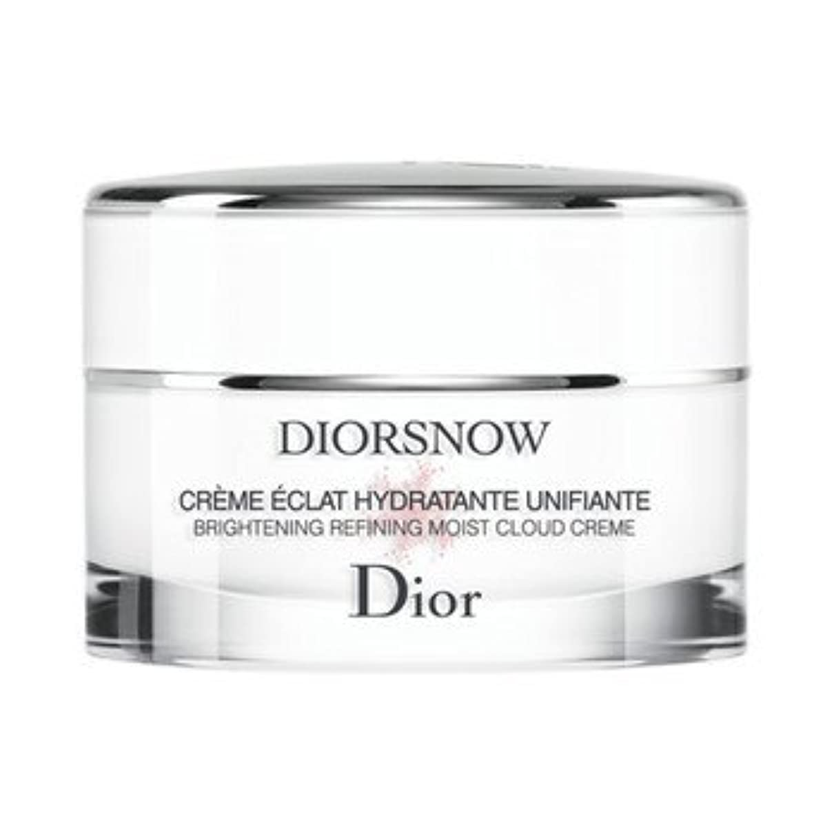 グラフチーター背の高いChiristian Dior クリスチャン ディオール DIOR SNOW ディオール スノー ブライトニング モイスト クリーム 50ml (医薬部外品)【国内正規品】