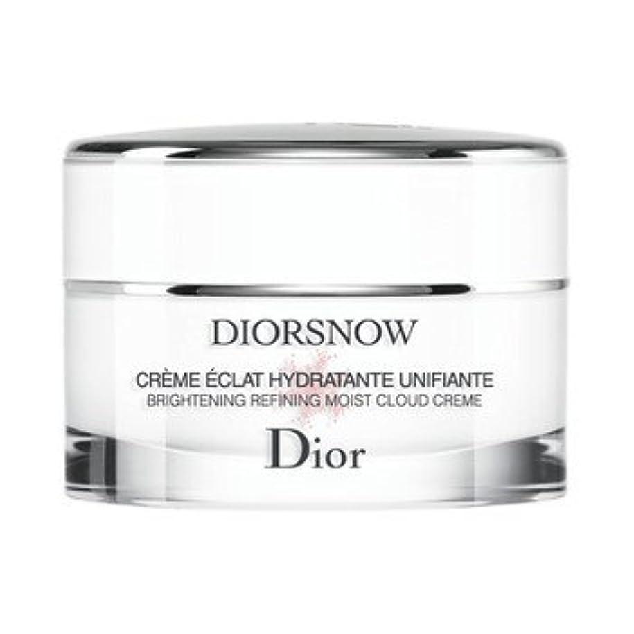 突然ラップトップピアChiristian Dior クリスチャン ディオール DIOR SNOW ディオール スノー ブライトニング モイスト クリーム 50ml (医薬部外品)【国内正規品】