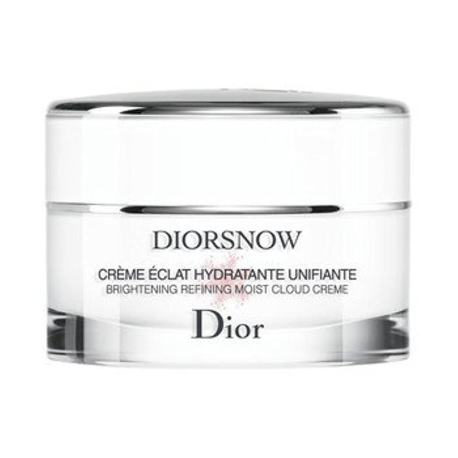 防止パテ雪だるまChiristian Dior クリスチャン ディオール DIOR SNOW ディオール スノー ブライトニング モイスト クリーム 50ml (医薬部外品)【国内正規品】