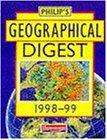 Philip's Geographical Digest 1998-99 (Cased) (Philips)
