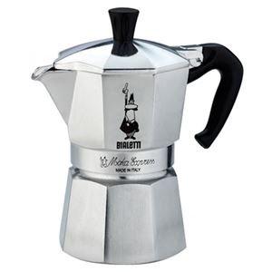 コーヒーメーカー(モカ エキスプレス) 3カップ用【BIALETTI(ビアレッティ)/MOKA EXPRESS 3cup用】 1162
