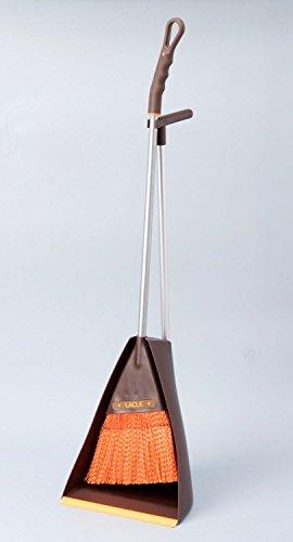 [해외]라쿠레 2 스탠드 쓰레받기 · 빗자루 세트/Rakure 2 stand dusty and broom set