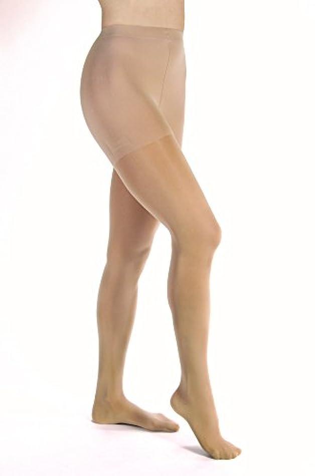 喜ぶアクセスバインドJobst 115234 Opaque Pantyhose 15- mmHg Moderate Support - Size & Color- Natural Large