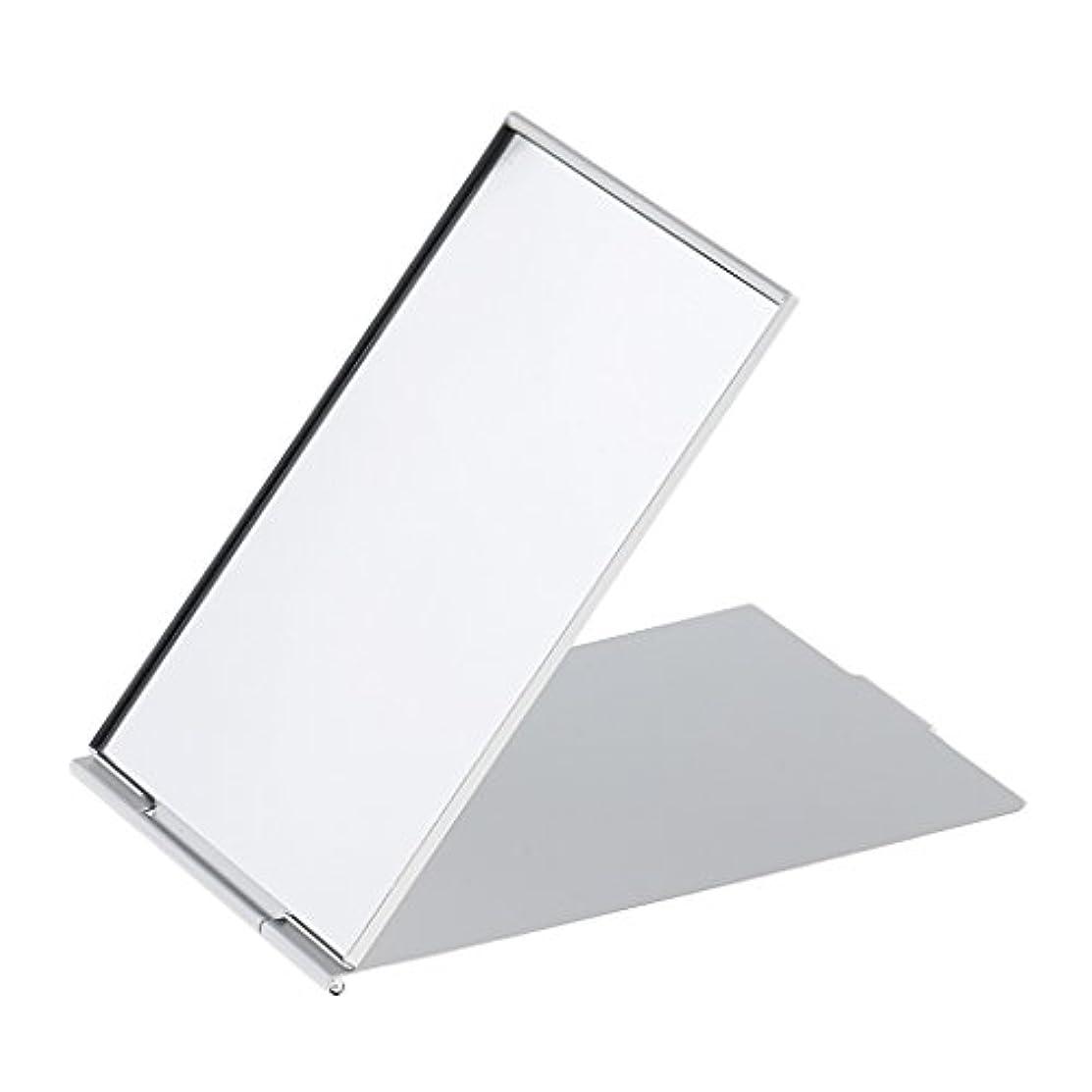 売る気絶させるベットCUTICATE メイクミラー 軽量 折りたたみ ポケット コンパクトミラー トラベル 化粧鏡 全3サイズ - #3