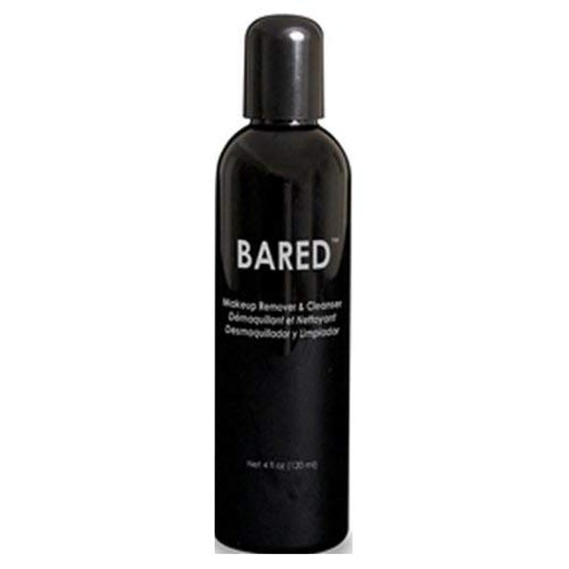 長方形ソロ進行中mehron Bared Makeup Remover and Cleanser - Clear (並行輸入品)