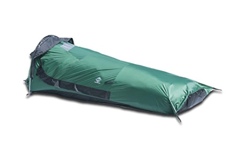 絶えず傘ポゴスティックジャンプAqua Quest (アクアクエスト) HOOPED ビヴィテント 100% 防水 シェルター 軽量 簡単 セットアップ ソロテント