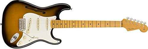 Artist Series Eric Johnson Stratocaster [2-Color Sunburst]