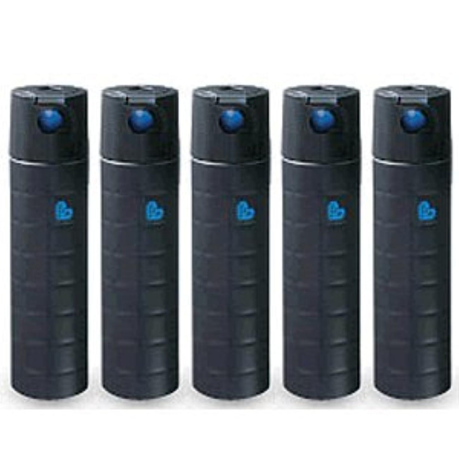 安息ボトルベッドを作る【X5個セット】 アリミノ ピース フリーズキープスプレー ブラック 140g (200ml) スプレーライン ARIMINO PEACE