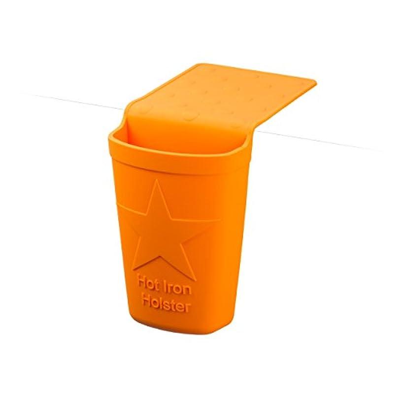 振る舞い絶対のディスコホットアイロンホルスター オレンジ