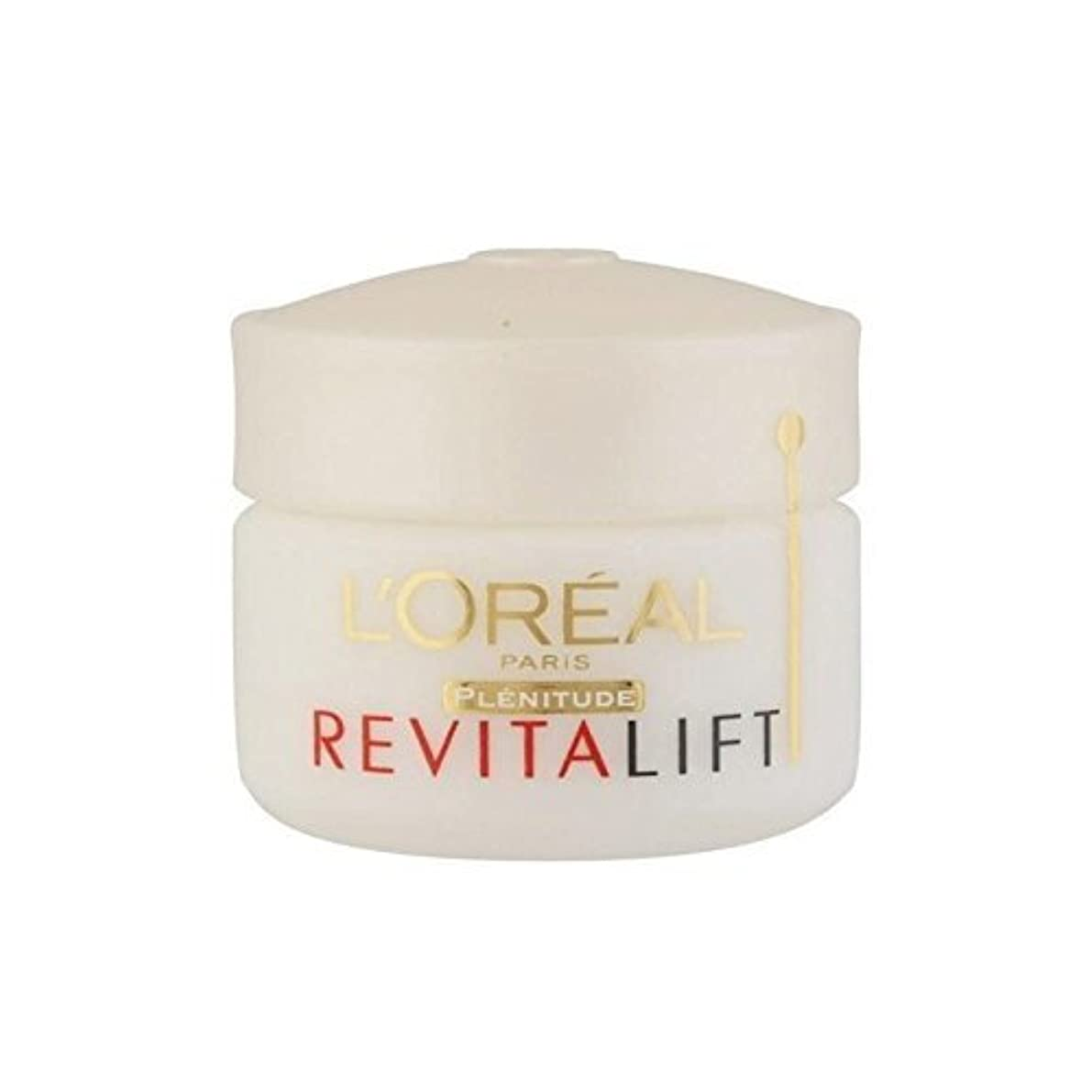 ハンカチ乗り出す誘惑するL'Oreal Paris Dermo Expertise Revitalift Anti-Falten + Firming Augencreme (15 ml)