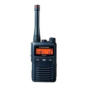 VXD1S スタンダード 携帯型デジタルトランシーバー(簡易無線登録局) VXD1S