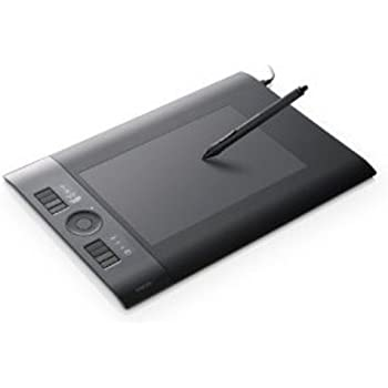 Wacom プロフェッショナルペンタブレット Mサイズ 紙とペンに迫る書き味 Intuos4 PTK-640/K0