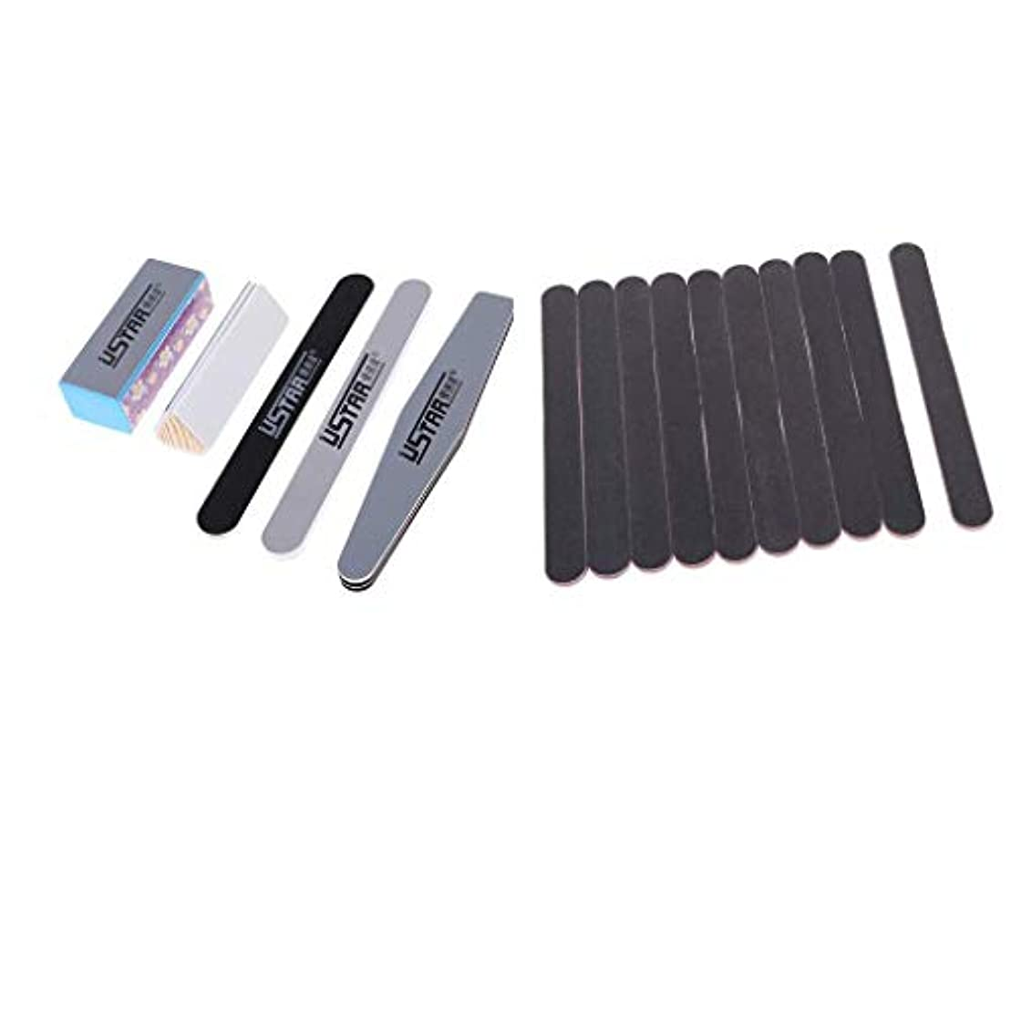 感嘆さびた装備する15個のDIYモデル研磨ツールセット研磨スティックを構築するための研磨スティックセット