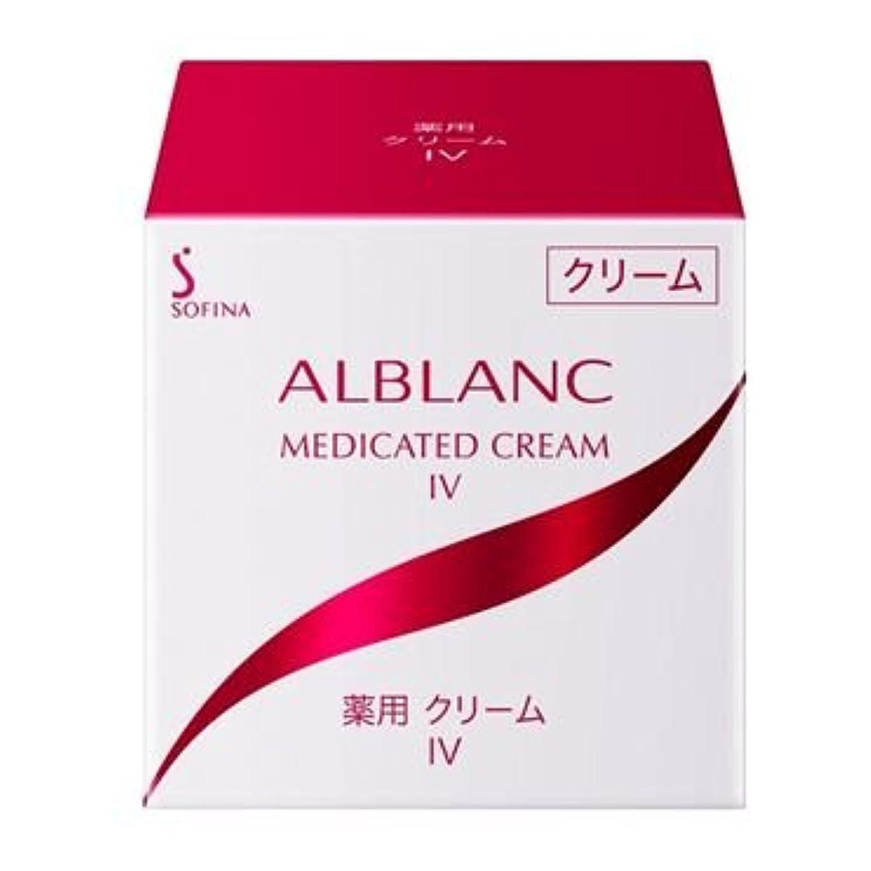 スクワイア磁器気楽な花王 アルブラン 薬用クリームIV 35g