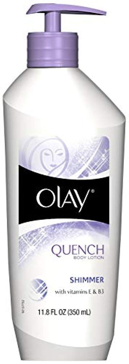 手荷物奇妙な七面鳥Olay Body Quench Body Lotion, Deep Moisture 11.8 fl oz (350 ml) (並行輸入品)