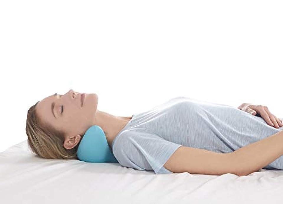 スカーフミット書くC-REST - ストレス解消、 頭痛、不眠症解消 ネックマッサージャ、ネックストレッチャー
