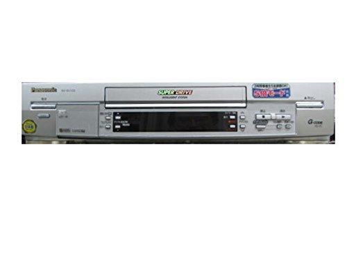 パナソニック S-VHSビデオデッキ NV-SV100