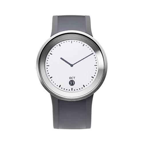 [ソニー]Sony フェスウォッチ ユーエル FES Watch UL スマートフォン連動ウォッチ 電子ペーパー 腕時計 メンズ レディース グレー FES-WB1/H