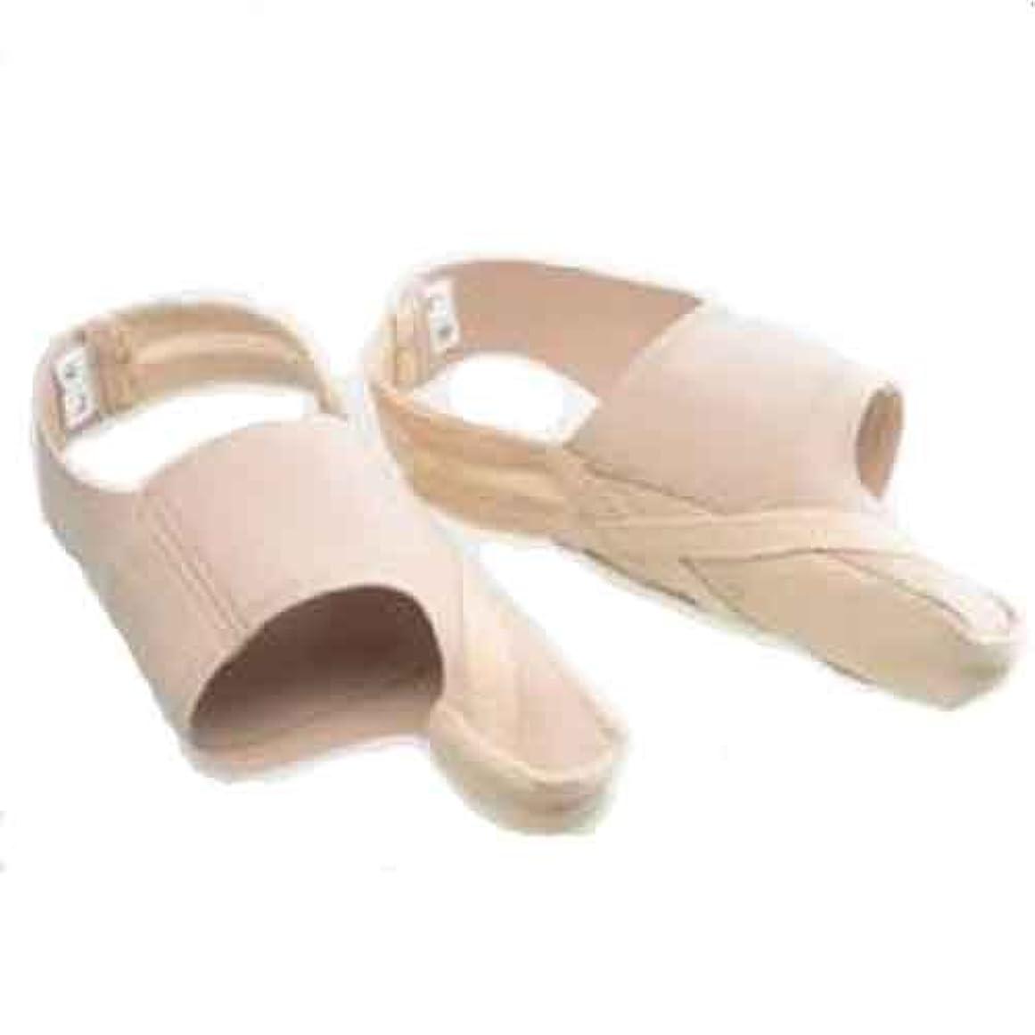 取り替える醜い唯一外反母趾サポーター 【靴も履けるんデス 2足組 Mサイズ】