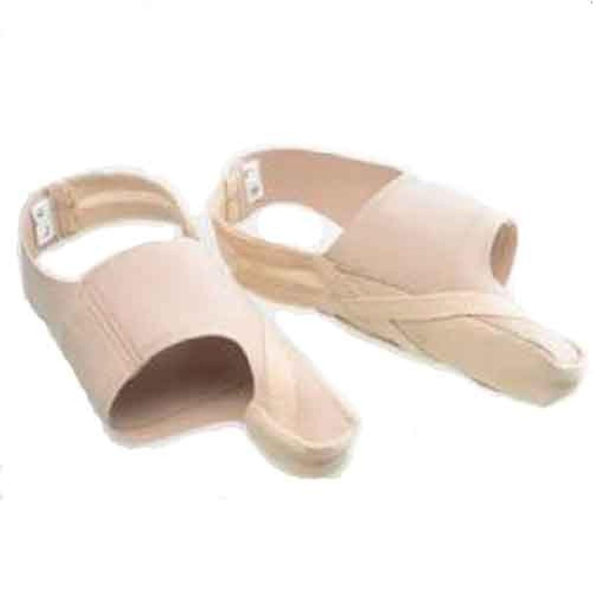 温度計とらえどころのない傾く外反母趾サポーター 【靴も履けるんデス 2足組 Mサイズ】