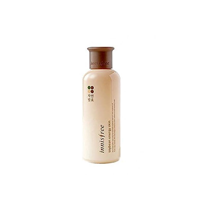 テレマコス忘れられない固執[イニスフリー] Innisfree 発酵大豆エネジスキン (200ml) Innisfree Soy Bean Energy Skin(200ml) [海外直送品]