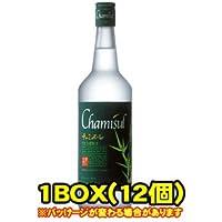 【眞露】チャミスル700ml*1BOX(12個)(大)