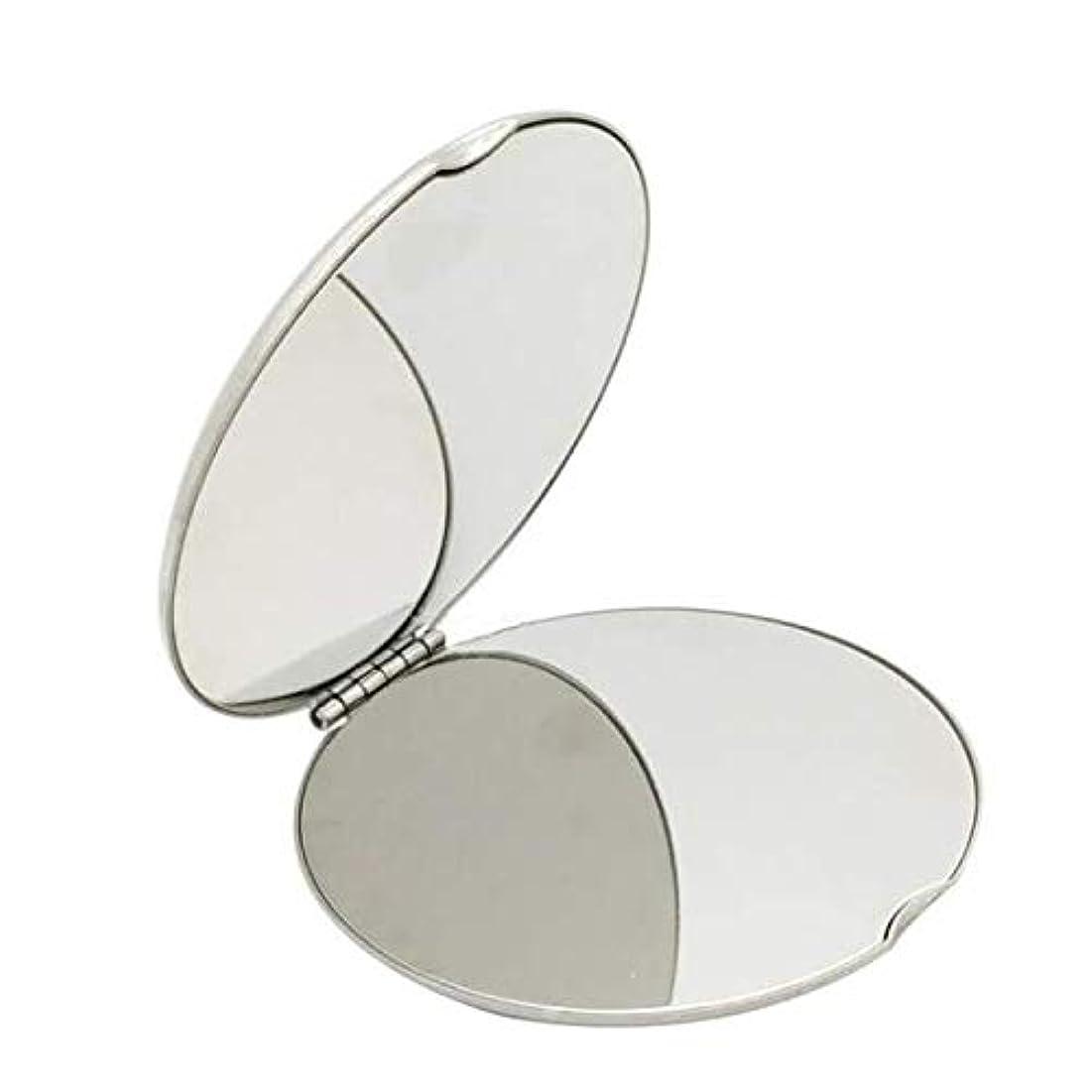 する必要がある年次柔らかい足飛散防止化粧鏡ステンレス鋼 化粧鏡おすすめ 携帯用ミラー化粧用鏡(ラウンド)