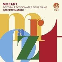 MOZART/ INTEGRALE DES SONATES POUR PIANO