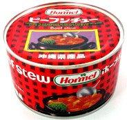 ビーフシチュー 無添加 330g×24缶(1ケース) ホーメル たっぷりの牛肉をベースに野菜を加えてじっくり煮込んだボリュームたっぷりのシチュー 沖縄生まれのうちなーの味