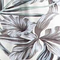 花柄アロハシャツ 花柄 アロハ柄 オープンカラー レーヨン 半袖 XLサイズ 11ホワイト