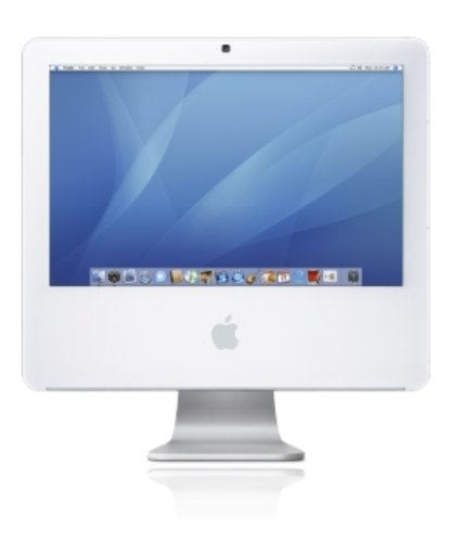 Apple iMac (Core2Duo 2GHz 17インチワイド液晶 1GB 160GB SuperDriveDL)[MA590J/A]