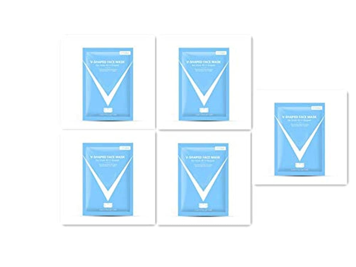 V Line Mask,4D Double Chin Reducer Intense Lifting Layer Mask,Firming and Moisturizing Mask,Lifting Mask
