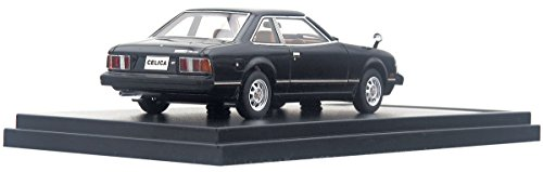Hi Story 1/43 トヨタ セリカ 2000GT クーペ (1979) ブラックメタリック