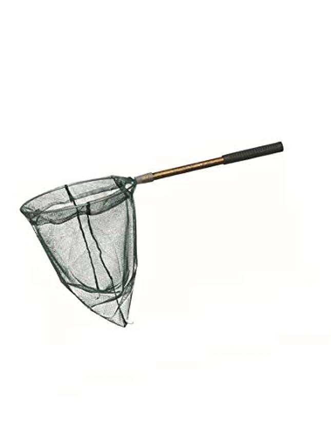 制限された仲間祖先ビーチ釣りネット釣りアクセサリー、厚いアルミニウム釣りネット、子供たちが昆虫、小魚、昆虫バタフライネットバッグをキャッチするのに適した (Size : 57cm)