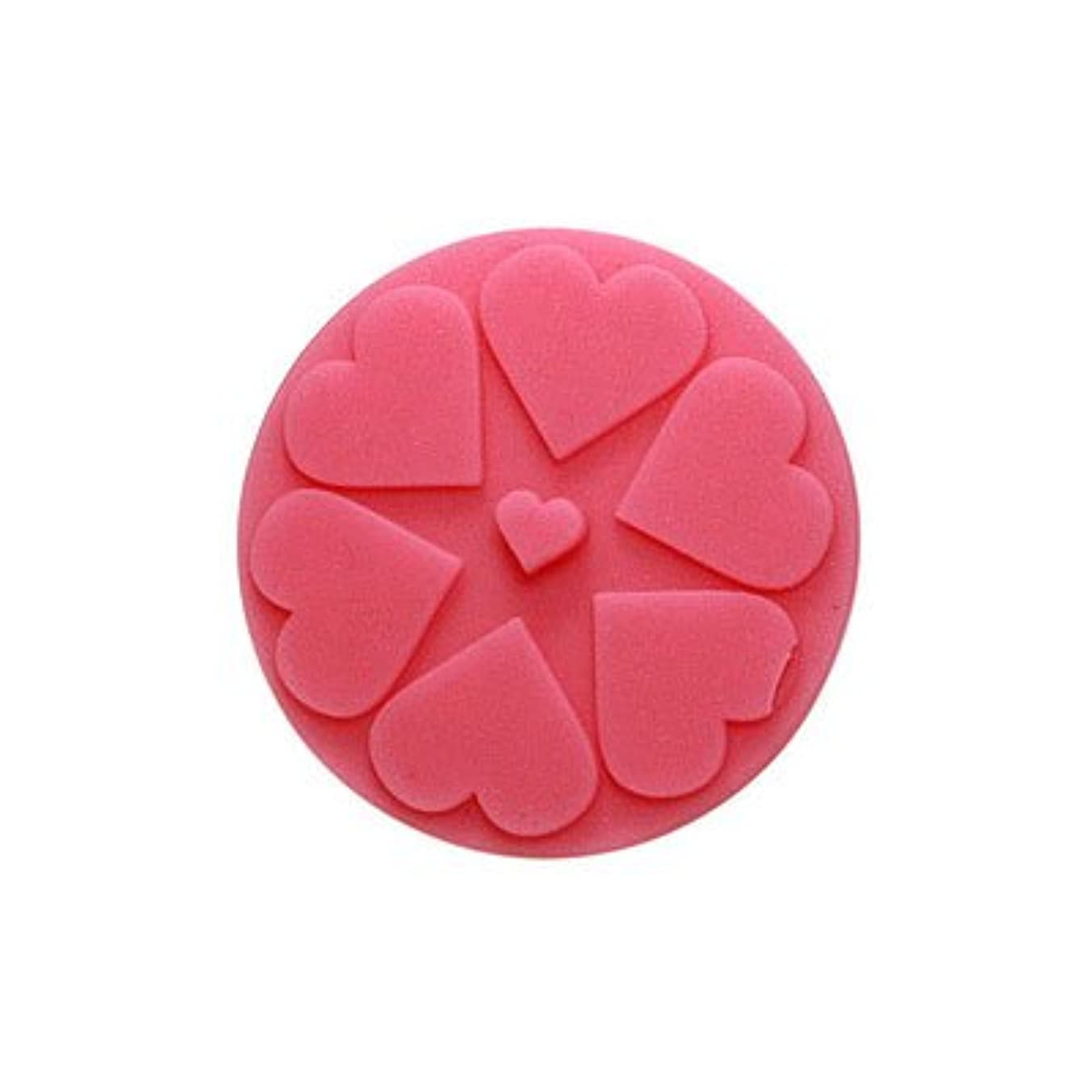 究極のヘッジサイズフォーダイヤモンズ シリコン ステアライザー パッド ピンク