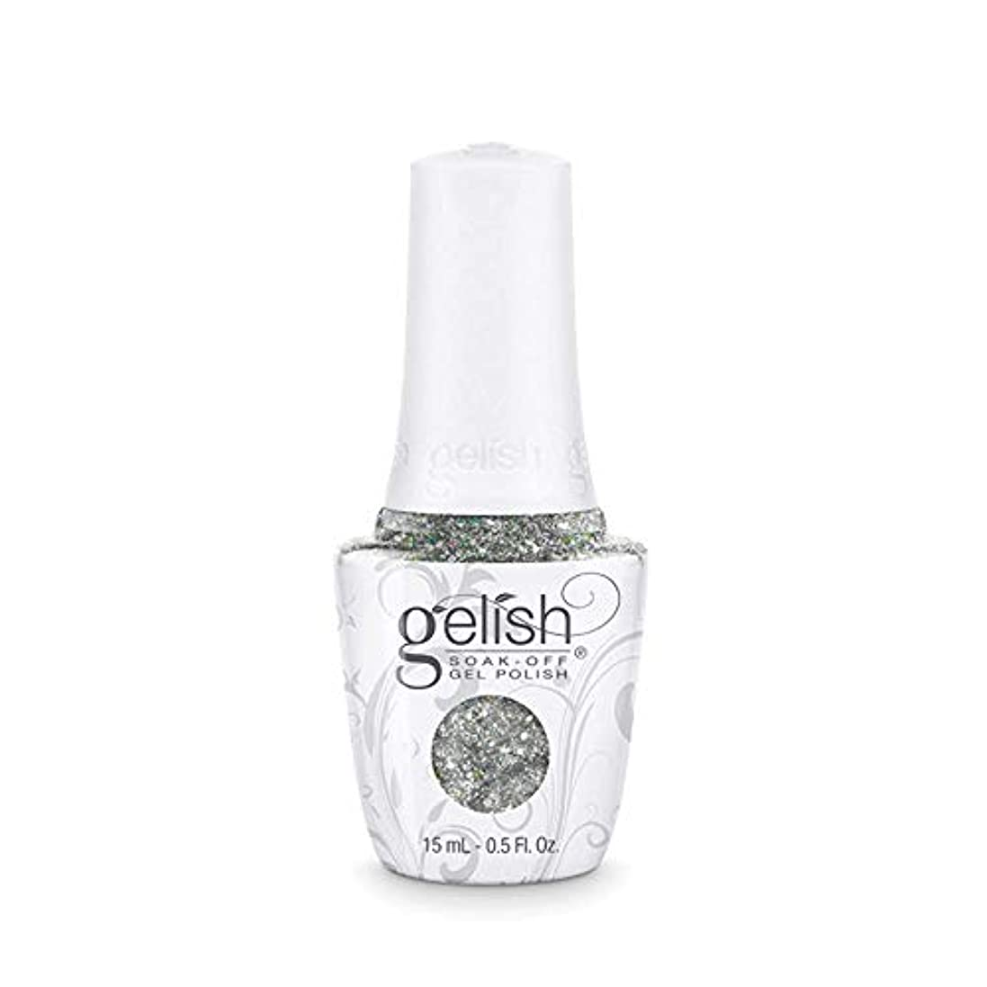 石化するアルネリストHarmony Gelish - Water Field - 0.5oz / 15ml