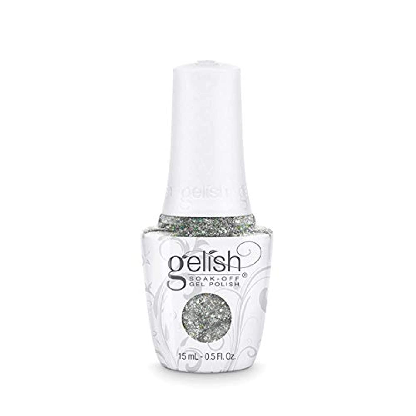 重なる暴徒責任者Harmony Gelish - Water Field - 0.5oz / 15ml