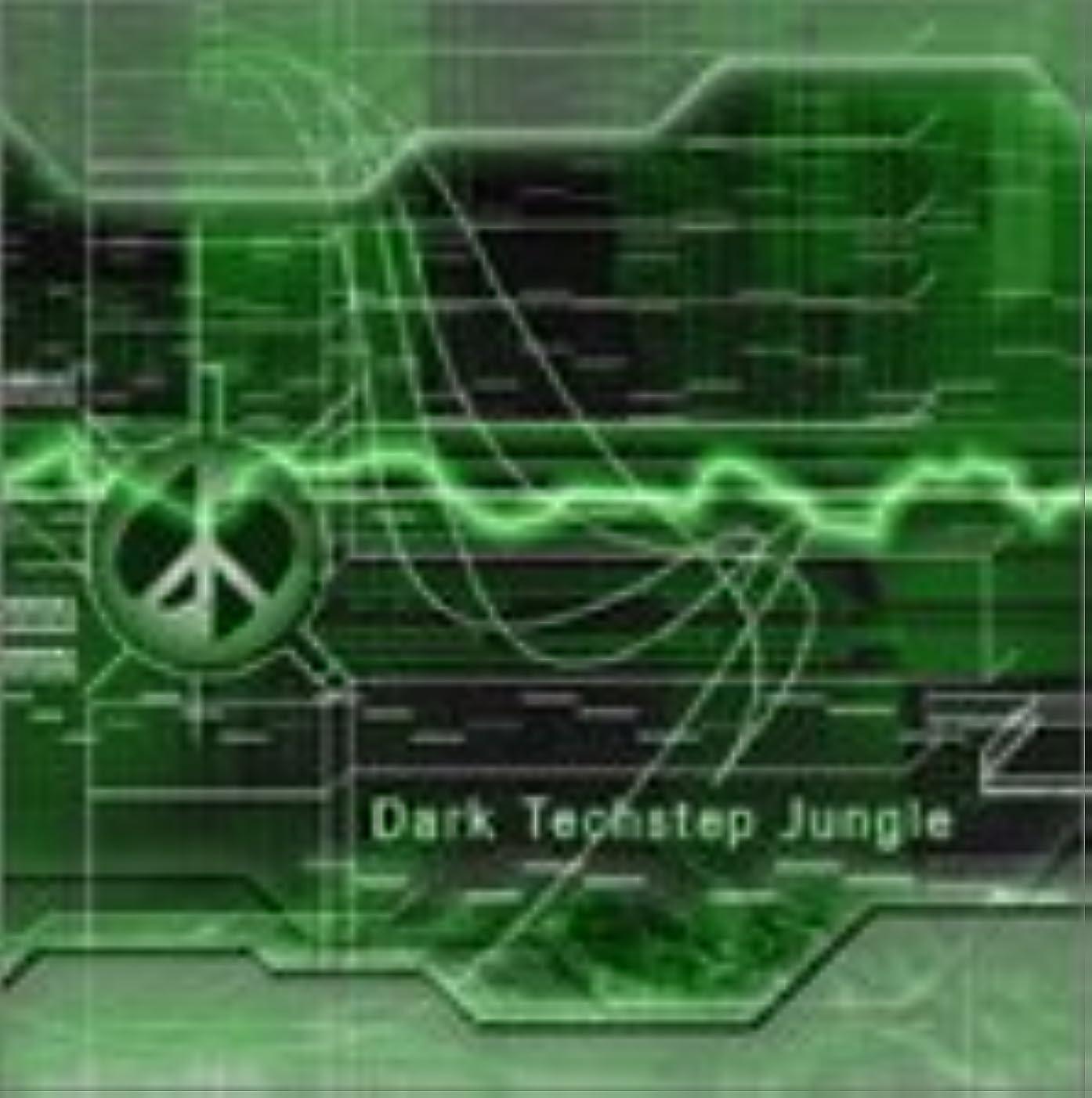 コンピューターゲームをプレイする元の疎外するDARK TECHSTEP JUNGLE ダークテックステップジャングル