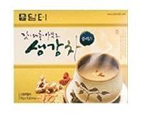 ダムト 生姜茶(粉) 15g*15包X5個 ■韓国食品■飲料■韓国茶■三和■粉末お茶■健康お茶■お茶■