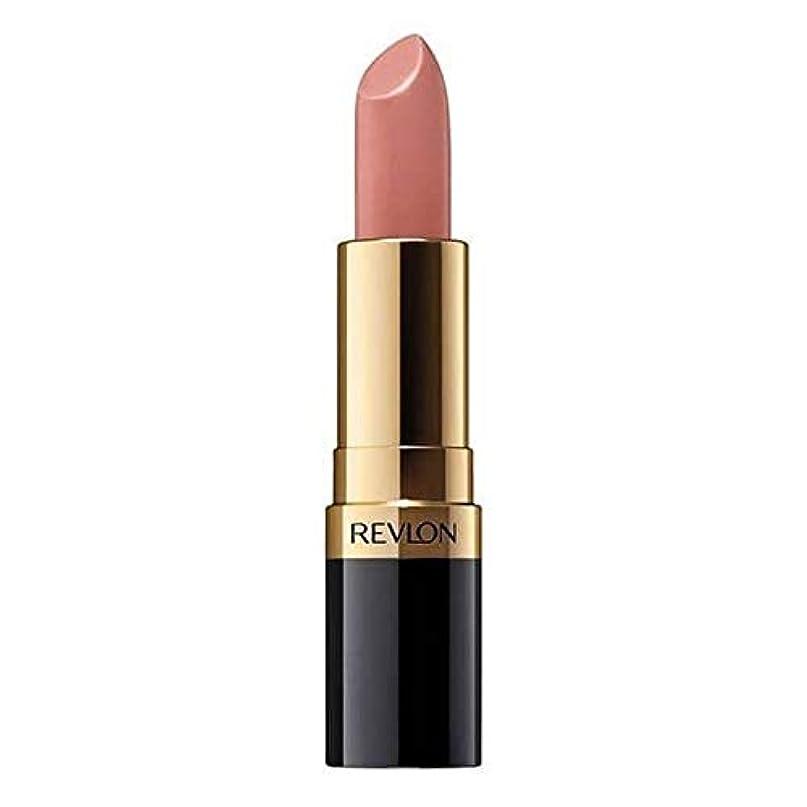 きゅうり石の快適[Revlon ] レブロンSuperlustrous口紅裸事件 - Revlon SuperLustrous Lipstick Bare Affair [並行輸入品]