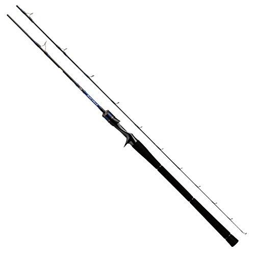 ダイワ(DAIWA) ライトショアジギングロッド ベイト ソルティガ BJ ローレスポンス 63XHB-S・V ライトショアジギング 釣り竿