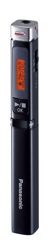 パナソニック ICレコーダー 4GB スティック型 ブラック RR-XP007-K