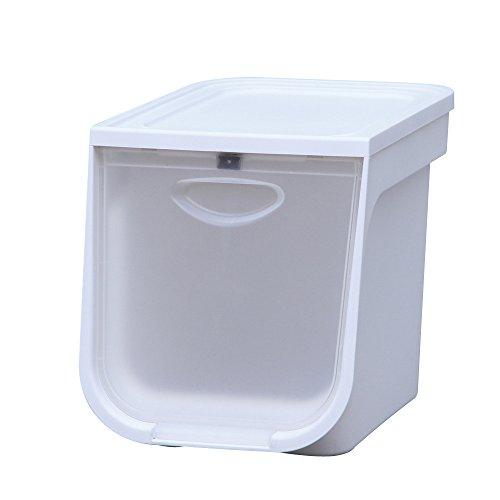 アイリスオーヤマ フラップ ボックス Sサイズ 幅27×奥行42×高さ31.3cm