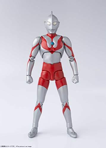 S.H.フィギュアーツ ウルトラマン [BEST SELECTION] 約150mm PVC&ABS製 塗装済み可動フィギュア