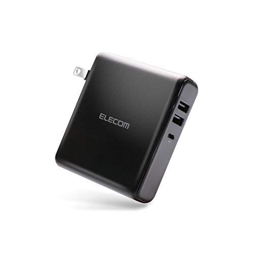 ELECOM (エレコム) モバイルバッテリー B07M5YTBHK 1枚目