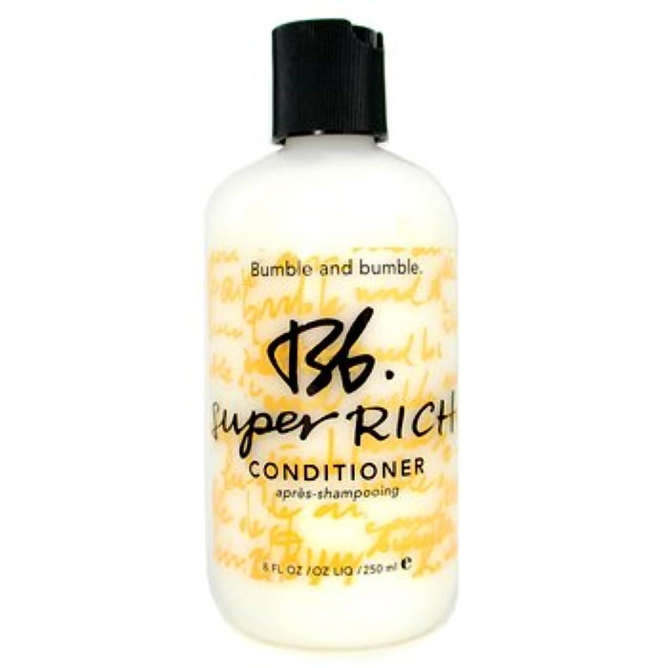 交渉する受け入れたお茶バンブルアンドバンブル Bb. Super Rich Conditioner (All Hair Types) 250ml/8.5oz並行輸入品