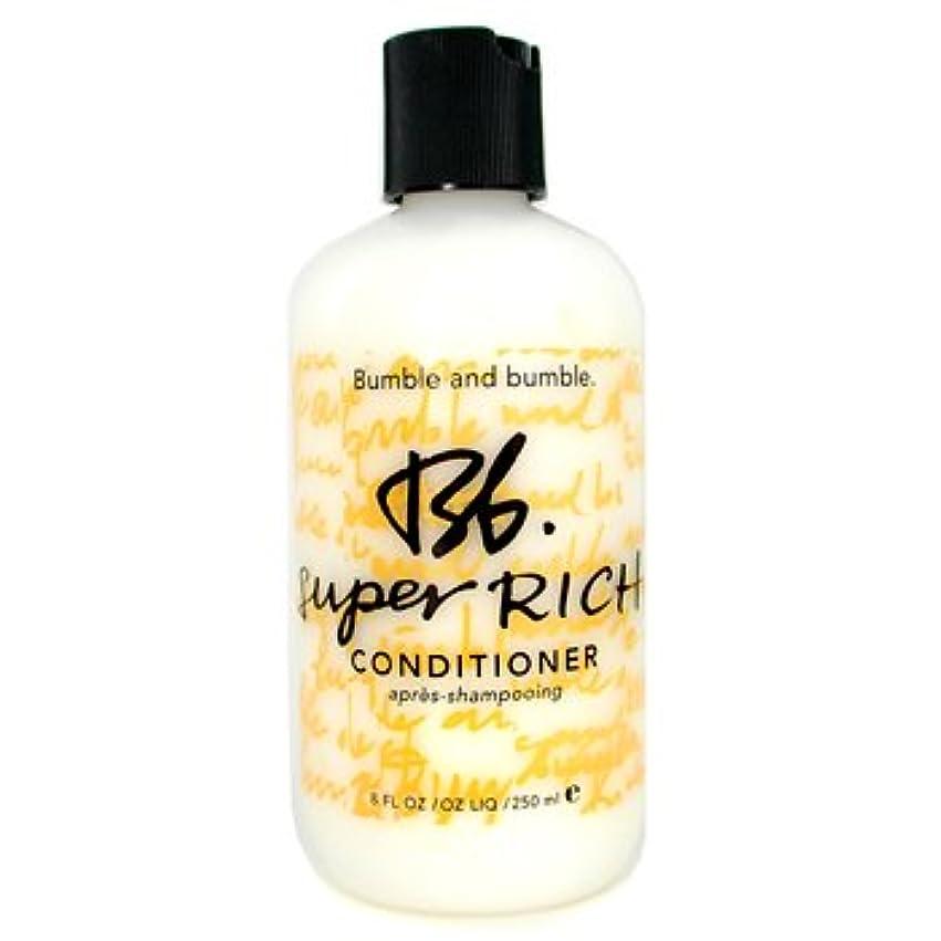 長々と泣いている円周バンブルアンドバンブル Bb. Super Rich Conditioner (All Hair Types) 250ml/8.5oz並行輸入品